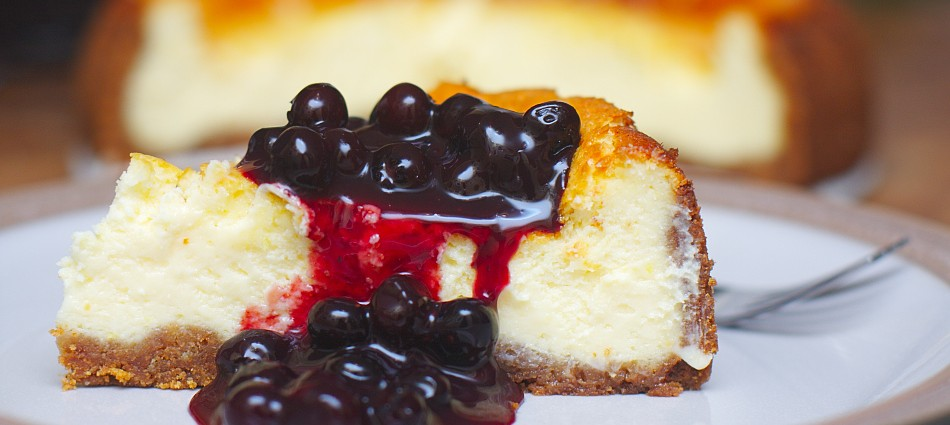 Longchamps&#039; Cheesecake